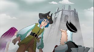Монстры и пираты Сезон 2 Остров туманов