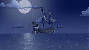 Монстры и пираты Сезон 2 Погоня за ураганом Джо
