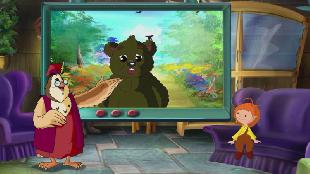 Мудрые сказки тётушки Совы Маленькие сказки большого леса Маленькие сказки большого леса - Про грязнулю