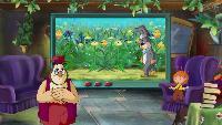 Мудрые сказки тётушки Совы Маленькие сказки большого леса Маленькие сказки большого леса - Зайчик и роса