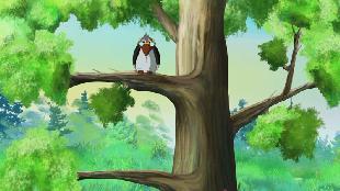 Мудрые сказки тётушки Совы Медвежонок Ых и цветы дружбы Медвежонок Ых и цветы дружбы - Самый красивый