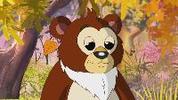 Мудрые сказки тётушки Совы Медвежонок Ых и зимнее чудо Медвежонок Ых и зимнее чудо - Осенние заботы