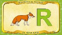 Мультипедия животных Французский алфавит Французский алфавит - La lettre R - le Renard