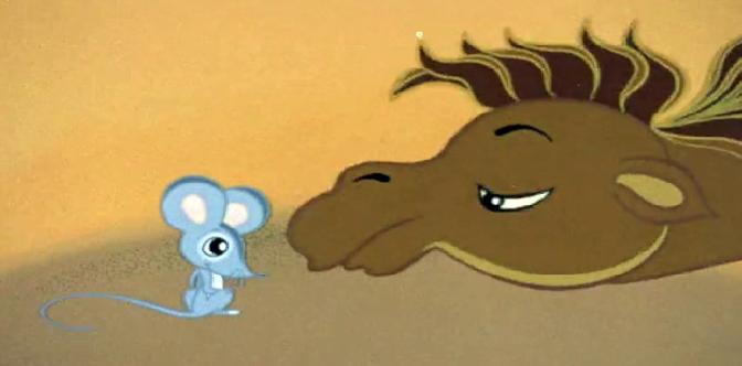 Смотреть Мышь и верблюд
