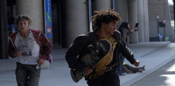 Смотреть На скейте от смерти