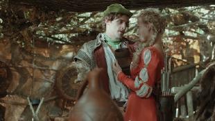 Нереальная история Робин и Мэриан Гуд Ревность Робина Гуда