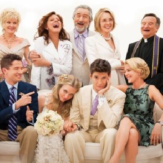 Смотреть Нескучное семейство в «Большой Свадьбе»