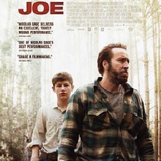 Смотреть Николас Кейдж в социальной драмме «Джо»