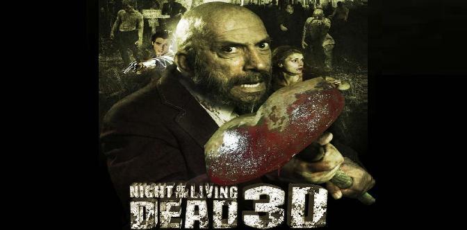 Смотреть Ночь живых мертвецов 3D