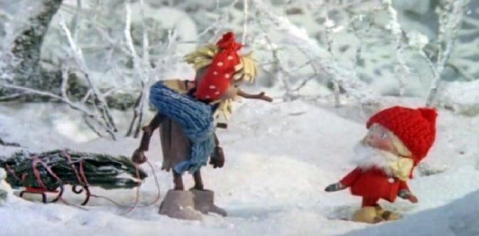 Смотреть Новогодняя сказка