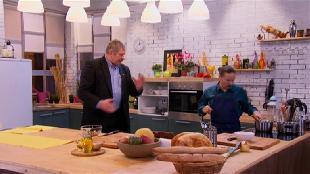 О вкусной и здоровой пище Сезон-1 Честное грибное ризотто