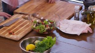 О вкусной и здоровой пище Сезон-1 Тартар из муксуна