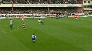 Обзор лучших матчей английской Премьер-лиги (на английском языке) Сезон-1 Classic Matches Arsenal VS Blackburn