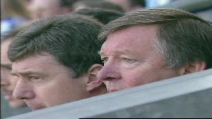 Обзор лучших матчей английской Премьер-лиги (на английском языке) Сезон-1 Classic Matches Blackburn VS Man UTD