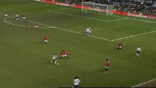 Обзор лучших матчей английской Премьер-лиги (на английском языке) Сезон-1 Classic Matches Man UTD VS Fulham 2005-06