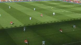 Обзор лучших матчей английской Премьер-лиги (на английском языке) Сезон-1 Classic Matches Man UTD VS Man City