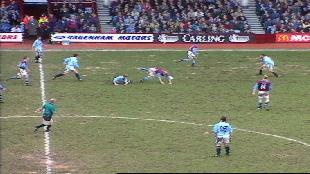 Обзор лучших матчей английской Премьер-лиги (на английском языке) Сезон-1 Classic Matches West Ham VS Manchester City