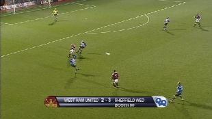 Обзор лучших матчей английской Премьер-лиги (на английском языке) Сезон-1 Classic Matches West Ham VS Sheffield Wed