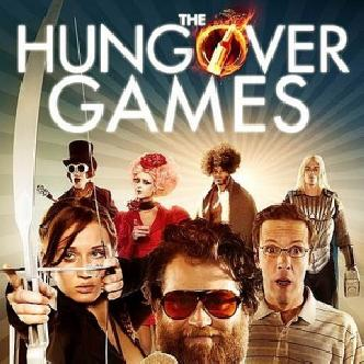 Смотреть Очередная пародия на фильмы уходящего года - «Похмельные игры»