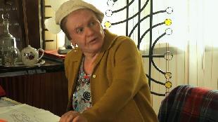 Одна за всех Бабушка Серафима Чайник