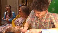 Одна за всех Бабушка Серафима Материальная помощь