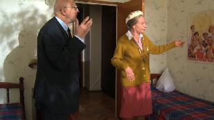 Одна за всех Бабушка Серафима Звукоизоляция