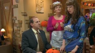 Одна за всех Официантка и бывший муж Хеллоуин