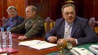 Одна за всех Президент Иванова Секретное совещание