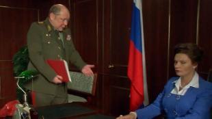 Одна за всех Президент Иванова Внезапный визит