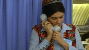 Одна за всех Стюардесса Залима Ташкент