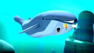 Октонавты Сезон-1 Октонавты и светящиеся акулы