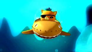 Октонавты Сезон-1 Октонавты и запутавшиеся киты