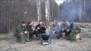 Основной инстинкт (2009) Сезон-1 Три охотника на привале. Вязьма