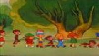 Осторожно, обезьянки Сезон-1 Гирлянда из малышей