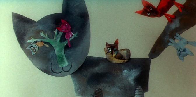 Смотреть Отчего кошку назвали кошкой
