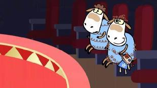 Овечки Холли и Долли Сезон-1 Долли и Холли в цирке