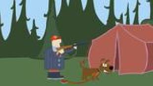 Овечки Холли и Долли Сезон-5 Долли и Холли в лесу