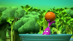 Овощная вечеринка Сезон-1 Апельсин