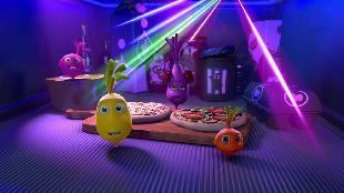 Овощная вечеринка Сезон-1 ДиДжей Пицца