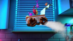 Овощная вечеринка Сезон-1 Коробка с пончиками