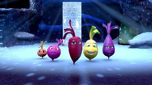 Овощная вечеринка Сезон-1 Кубики льда