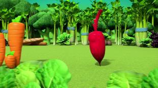 Овощная вечеринка Сезон-1 Морковка