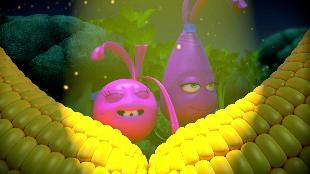 Овощная вечеринка Сезон-1 Початки кукурузы