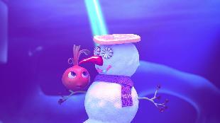 Овощная вечеринка Сезон-1 Снеговик