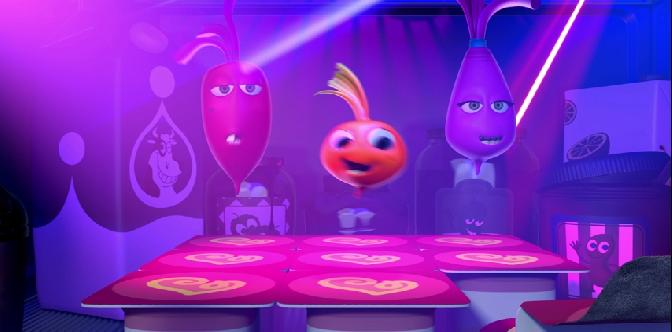 Смотреть Овощная вечеринка