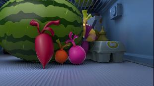 Овощная вечеринка Овощная вечеринка Овощная вечеринка Серия 1