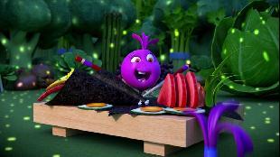 Овощная вечеринка Овощная вечеринка Овощная вечеринка Серия 17