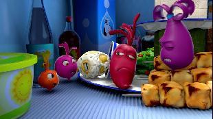 Овощная вечеринка Овощная вечеринка Овощная вечеринка Серия 43