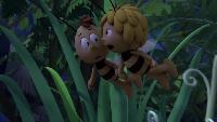 Пчелка Майя: Новые приключения Сезон-1 Ночной цветок