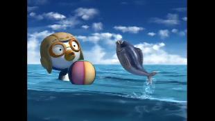 Пингвиненок Пороро Сезон 1 Пингвиненок Пороро. Пороро знакомится с китом